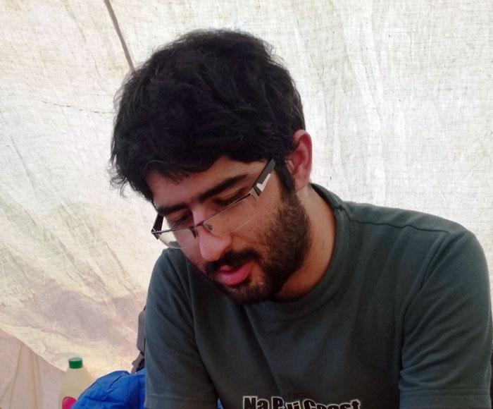 Arash Moharrami