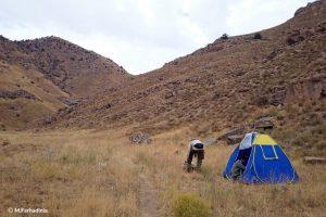 Camp tandoureh