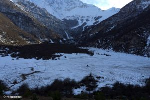 Snow dohezar