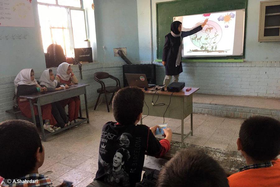 school education Tandoureh